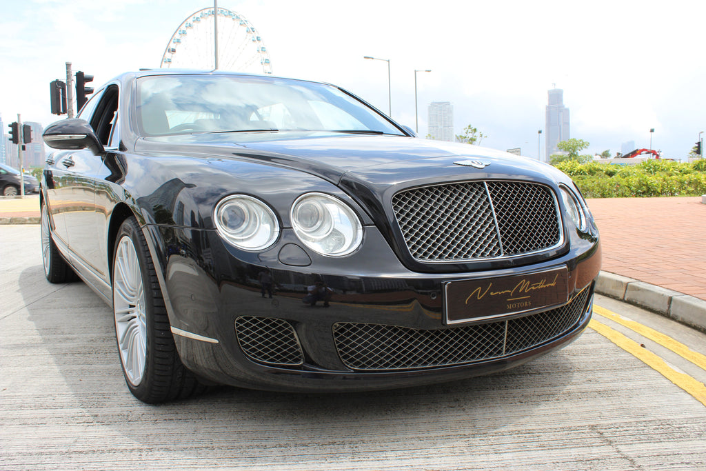 2009/2012 Bentley Flying Spur Speed