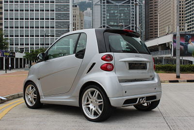 2009 Mercedes-Benz Smart For Two Brabus