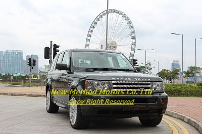 2007/2008 Land Rover Range Rover Sport Supercharge