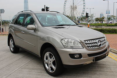 2005/2006 Mercedes-Benz ML350