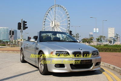 2002 BMW M3 SMG II Convertible