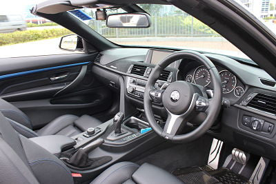 2014 BMW 428i  Cabrio M-Performance
