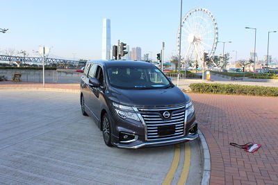 2016 Nissan Elgrand 3.5 HighwayStar