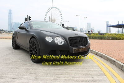2011/2012 Bentley Continental GT