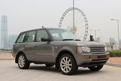 2008 Land Rover Range Rover Sport Supercharge