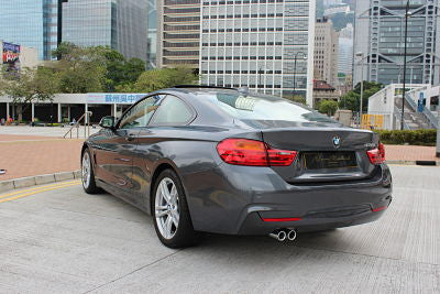 2014 BMW 428i Coupe M-Sport