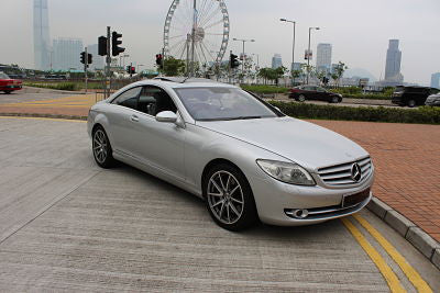 2008 Mercedes-Benz CL500
