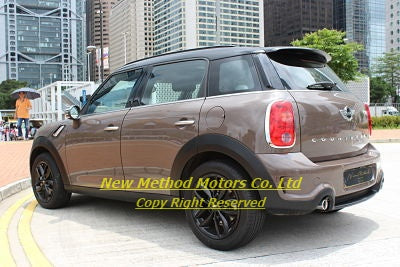 2014/2015 Mini Cooper Countryman S