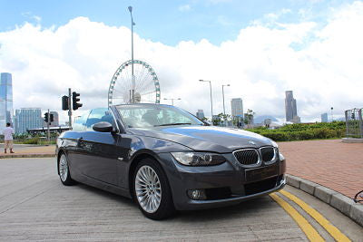 2008 BMW 323i Convertible