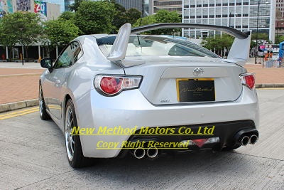 2012 Toyota 86 Supercharge