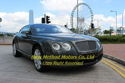2004/2010 Bentley Continental GT