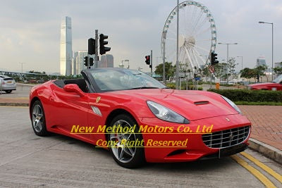 2012/2013 Ferrari California 30