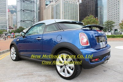 2014/2015 Mini Cooper S Coupe