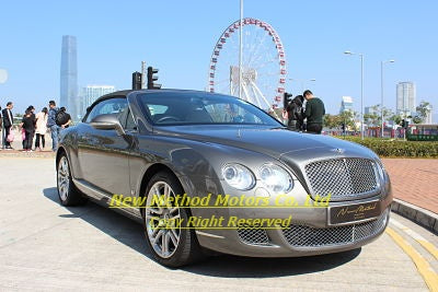 2010/2011 Bentley Continental GTC