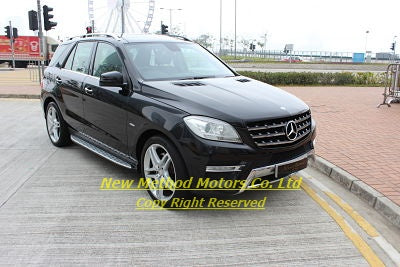 2012 Mercedes-Benz ML500