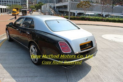 2012/2013 Bentley Mulsanne V8