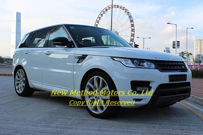 2015 Land Rover Range Rover Sport Autobiography