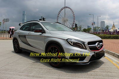 2015 Mercedes-Benz GLA45 AMG Edition 1