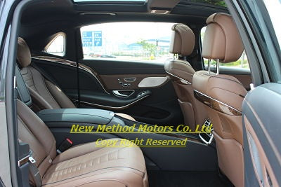 2015 Mercedes-Benz Maybach