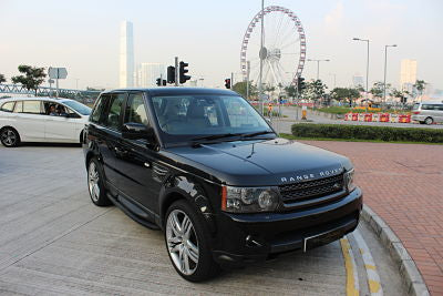 2010 Land Rover Range Rover 5.0 Supercharge