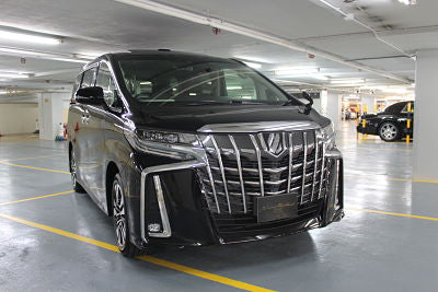 Brand New Toyota Alphard SC Version
