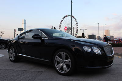 2014/2015 Bentley Continental GT