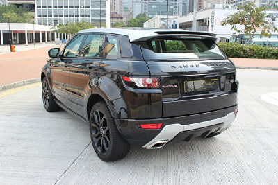 2011 Land Rover Evoque Si4