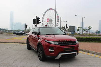 2012 Land Rover Evoque Si4