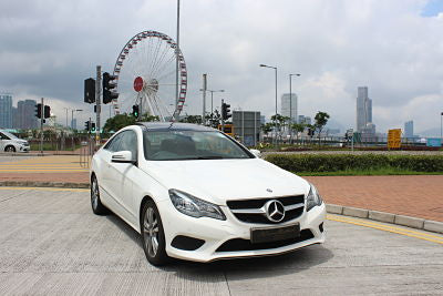 2014 Mercedes-Benz E200 Coupe