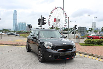 2012 Mini Cooper Countryman S ALL-4