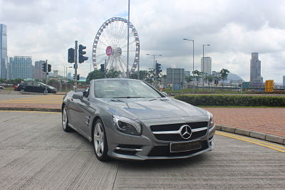 2014/2015 Mercedes-Benz SL400