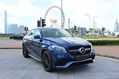 2019 Mercedes-Benz GLE63 AMG Coupe