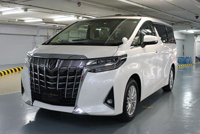 Brand New Toyota Alphard SC Version 300BHP