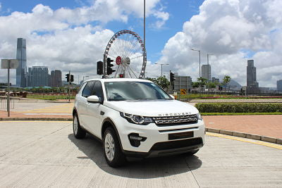 2015/2016 Land Rover Discovery Sport