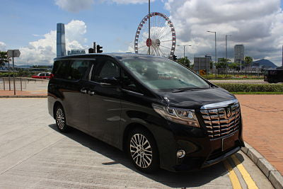 2015 Toyota Alphard Executive Lounge