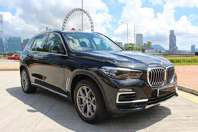 2019 BMW X5 XDrive40iA 7 Seats