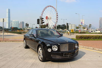 2014/2015 Bentley Mulsanne