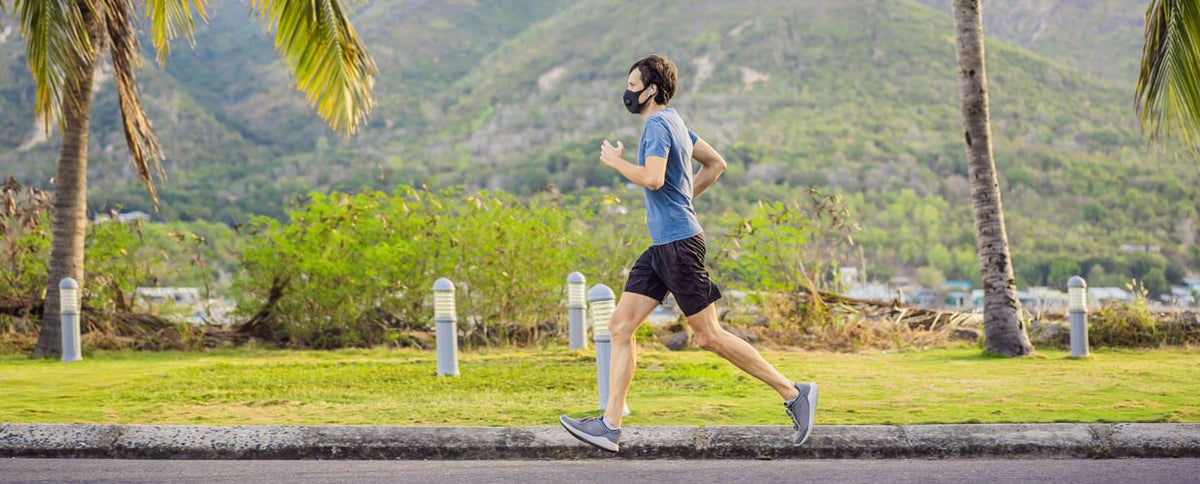 3 Face Masks for Runners + 1 Pro Tip to Build Oxygen Efficiency