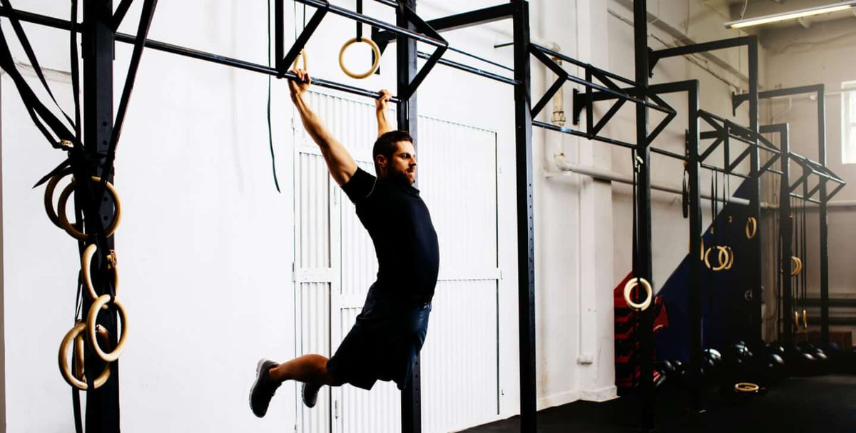 Are You Making a Pull-Up Mistake? Here are 4 Common Ones