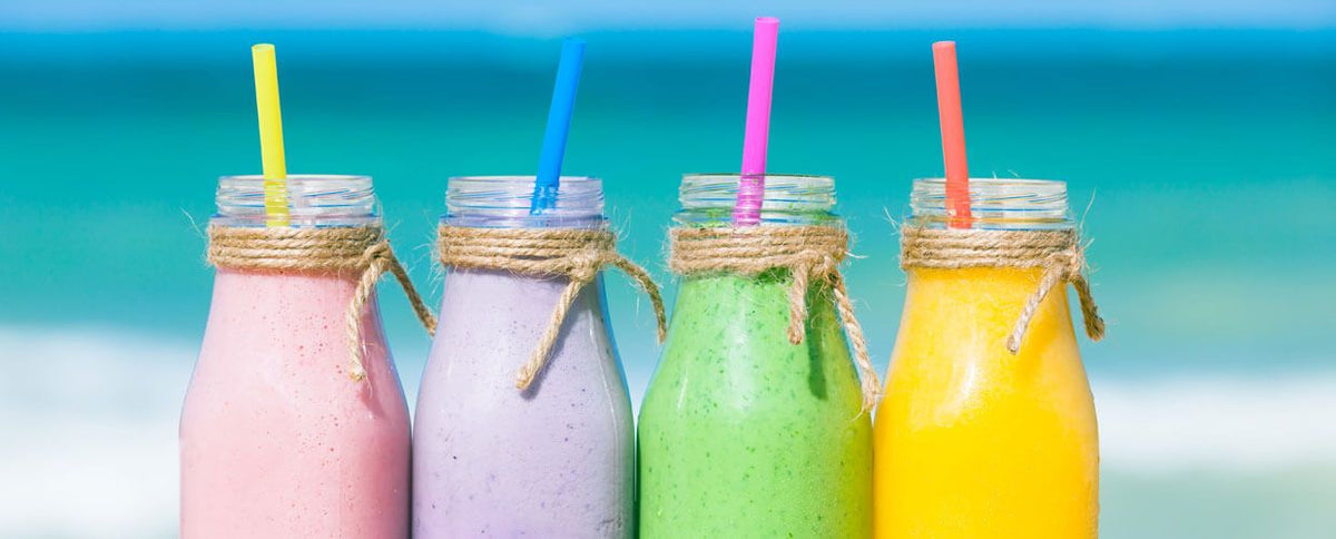 4 Insanely Delicious Summer Smoothies That'll Blow Your Mind