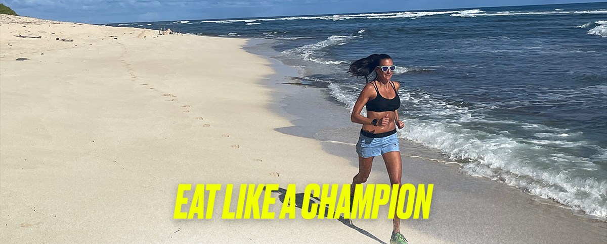 Eat Like Ultra Runner and Spartan Pro Cindy Lynch for a Week