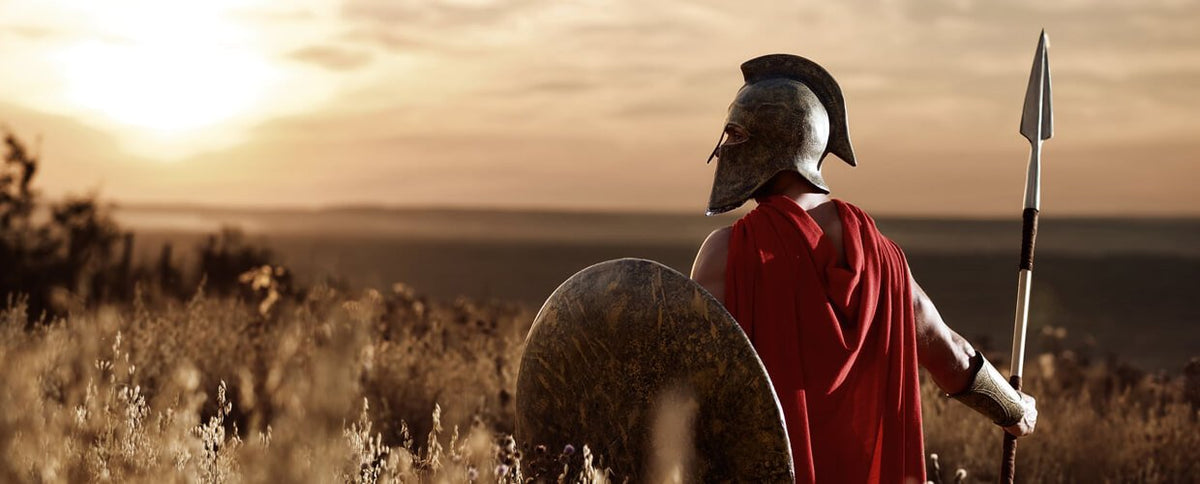 9 Ways to Live Like a Modern-Day Spartan Soldier