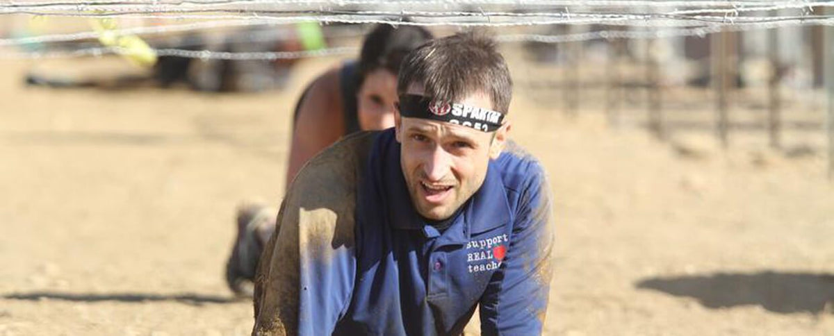 Spartan Spirit Awards: Former Marine Kevin Shephard Races to Raise Awareness of EDS