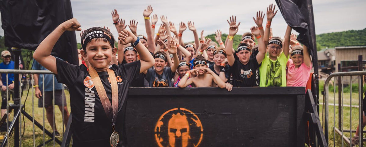 7 Things You Shouldn't Stress Over When Your Kid Runs A Spartan Race
