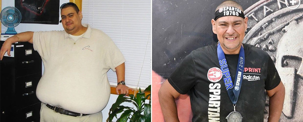 How Jose Cordero Went from 550-Pound Patient to 220-Pound Spartan