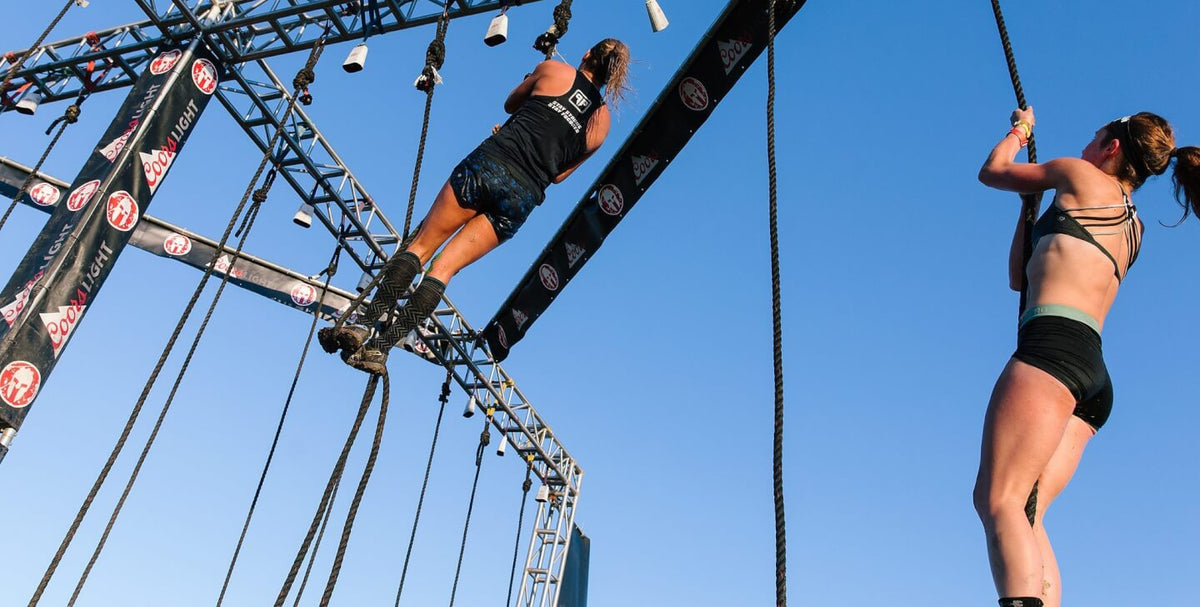 Conquer the Rope Climb: The Obstacle You Love to Hate