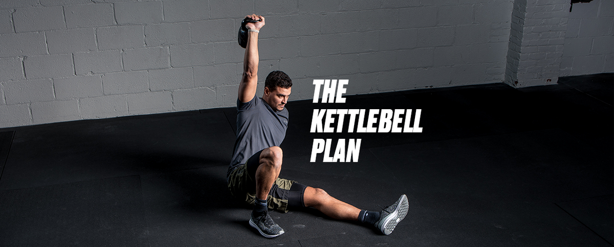 Crush Your Week With These 5 Kettlebell Workouts