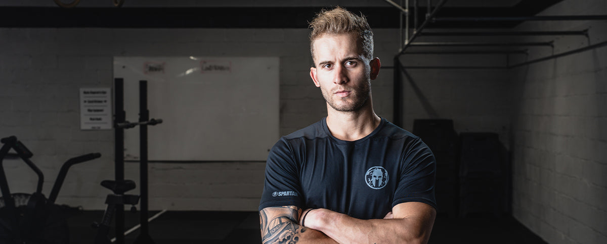 Spartan FIT Coach Q&A: Trevor Franklin Will Train You to Win the Day