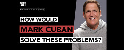 We Gave Mark Cuban 7 Major Problems Facing the World Right Now. He Told Us How He'd Solve Them.