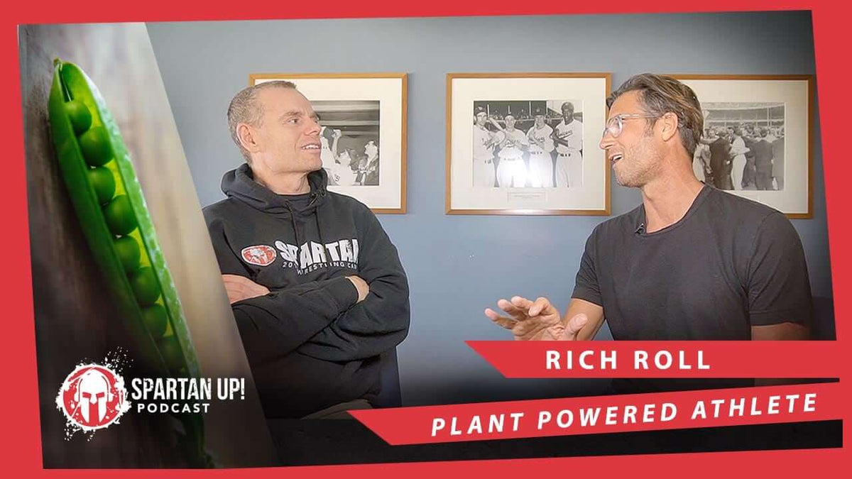 Rich Roll | Plant Powered Athlete